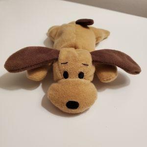 """🌺 3/25 Ty beanie brown puppy dog, """"bones"""""""